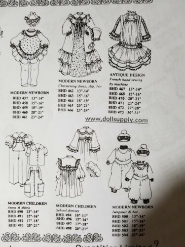1:12 scale Swallowhill Dollhouse Doll Clothes pattern Sherlock Holmes  #122