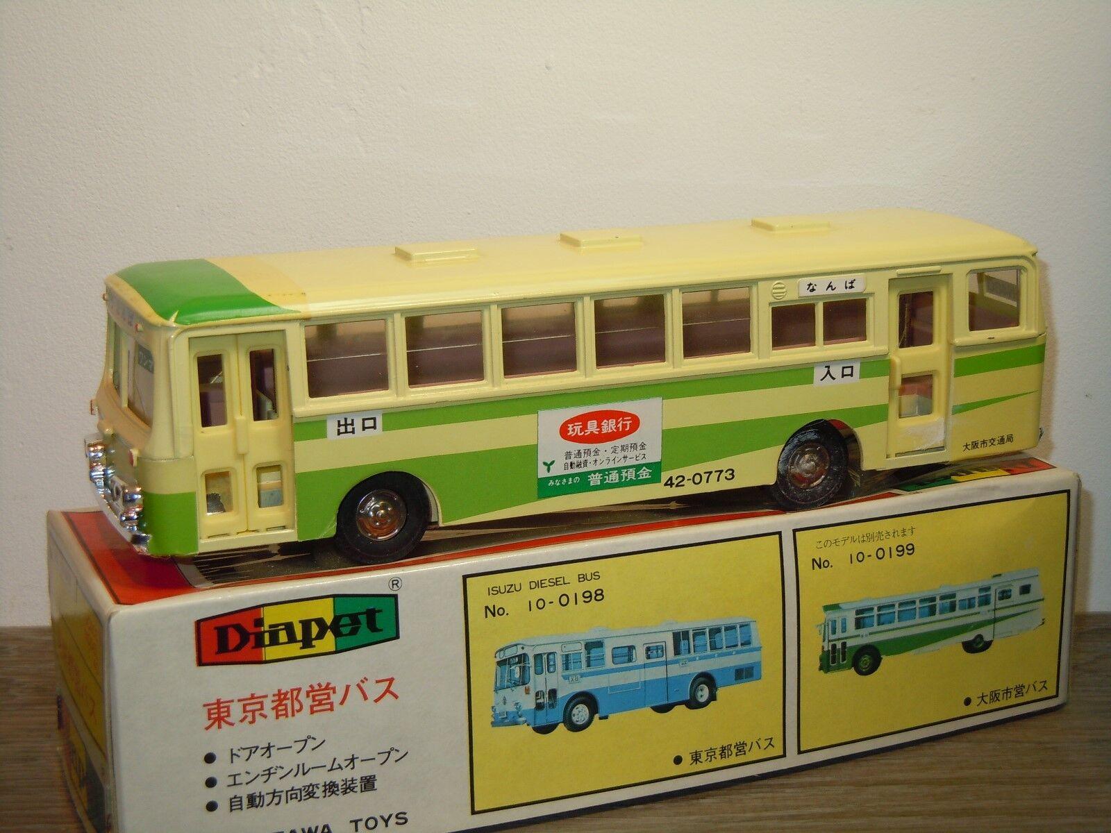 Isuzu Diesel Bus - Diapet Yonezawa Toys Japan  1 40 in Box 35034  tous les produits sont spéciaux