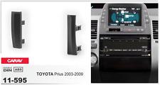 CARAV 11-595 2Din Kit de instalación de radio para TOYOTA PRIUS 2003-2009
