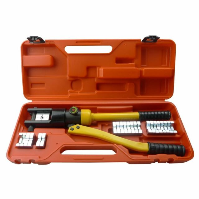 10mm To 300mm Hydraulic Crimper Cable 10-300mm Electric Wire & Crimping Tool