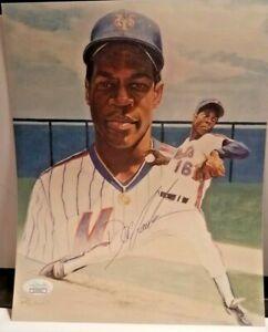 Dwight-Doc-Gooden-New-York-Mets-Autographed-8X10-Photo-JSA
