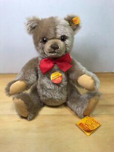 Steiff-Teddy-Bear-Brummbar-0228-33-Jointed-Gold-12-3-Tags-Mint