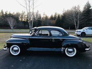 1948 Plymouth 2 doors coupe