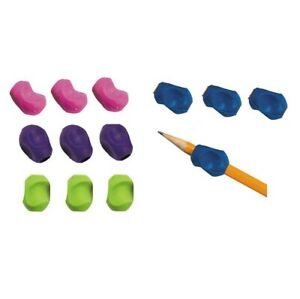 12-Rubber-Training-Pencil-Grips-Occupational-Therapy