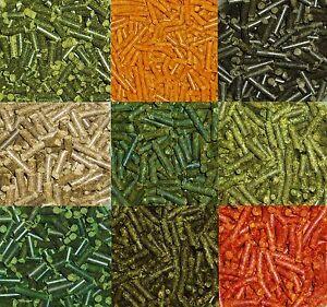 10x25g-FUTTER-STICKS-fur-Garnelen-amp-Welse-Garnelenfutter-Fischfutter-250g