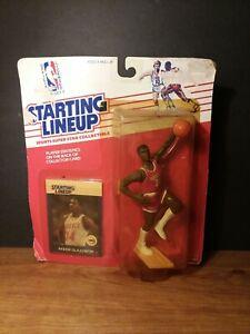 1988 ROOKIE STARTING LINEUP - SLU - NBA - HAKEEM OLAJUWON - HOUSTON ROCKETS
