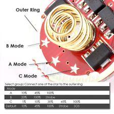 20mm 3A CC 4.2V 4 Group - CREE 10W XM-L2 T6 U2 U3 LED Flashlight Driver