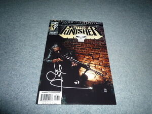 Ausdauernd John Mccrea Signed Autogramm Autograph 20x30 In Person Comic Zeichner Punisher Sammeln & Seltenes