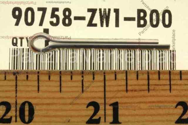Honda 90758-ZW1-B00 Pin Split 4.0