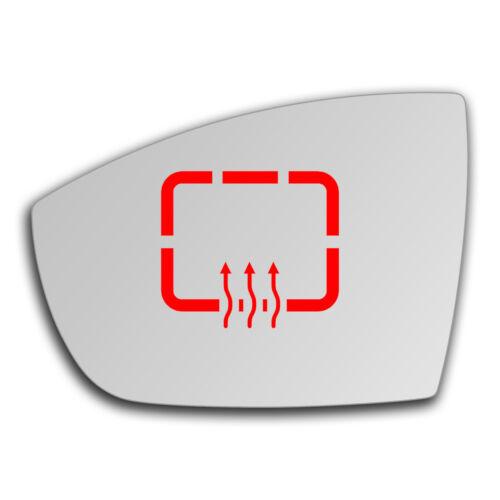 Links Fahrerseite Spiegelglas Beheizbar für Ford EcoSport 2013-2019