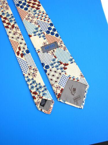 Seta Nuova Silk Tie New Idea Paris Cravatta 100 Regalo Originale Kenzo w0qH4Uxan