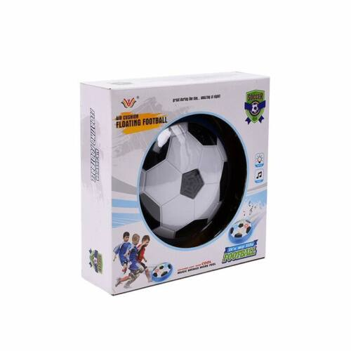 Air Cushion Floating Soccer Ball//Football with LED Lights /& Music;Indoor//Outdoor