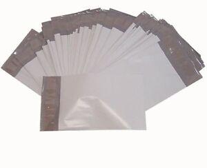 50PCS 12x15.5 2.5MIL Poly Plastic Envelope Shipping Mailing Self Sealing Bags