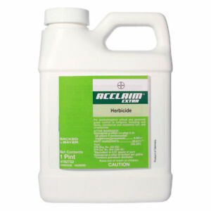 Acclaim Extra 16 Oz Pint Post Emergent Herbicide For Weeds