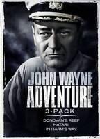 John Wayne Adventure Collection Dvd on Sale