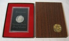 Uncirculated 1971-S United States 40% Silver Eisenhower Proof One (1) Dollar