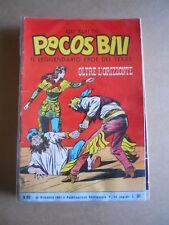 Gli Albi di Pecos Bill n°66 1961 edizioni Fasani  [G402]
