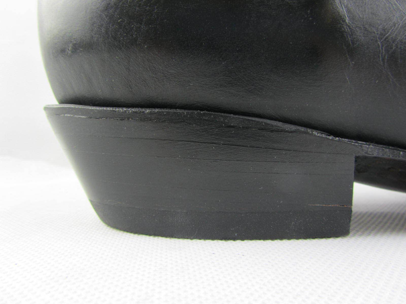 les bottes en cuir moto radical co harnais harnais harnais bottes | Spécial Acheter  fe6da2