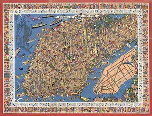 Details about 1950 PICTORIAL map Wonders of New York Manhattan Subway on manhattan bridge, metro map, nyc map, manhattan street map, lower manhattan map, manhattan tourist map, manhattan buses map, manhattan crime map, new york map, manhattan times square, upper manhattan map, central park map, manhattan map printable, nycsubway map, manhattan bus map, manhattan zip code map, manhattan explosion, manhattan walking map, mta bus map, manhattan parks map,
