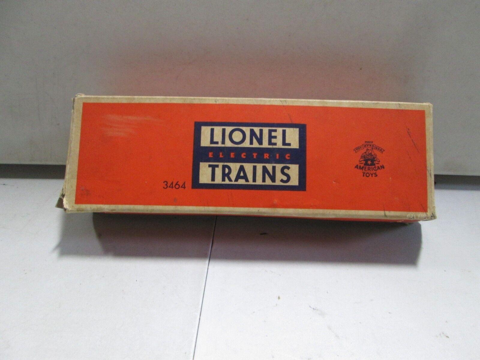 Lionel NYC Box Car 3464