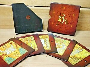 PC Video Game RIVEN the Sequel to MYST Windows 95 MAC OS 5 Discs