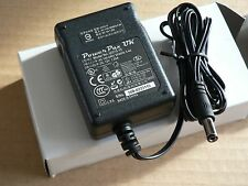 PowerPax UK UI315-12 12VDC 1.25A Output Regulated Desktop Power Supply (Unused)