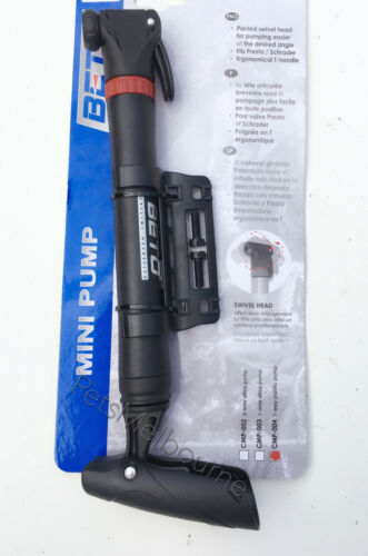 New Portable Bicycle Mini Air Pumps Light Weight Hand Tool Inflator Cycling