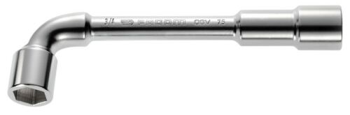 Facom 75 Forged Imperial AF Angled 6 Point Socket Wrench 3//8