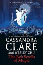 The Red Scrolls of Magic by Cassandra Clare 9781471162169 | Brand New