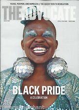 The Advocate gay magazine Black pride Homeless Mormons Queer teen TV revolution