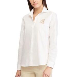 c40c6735878 Image is loading Women-039-s-Chaps-No-Iron-Broadcloth-Shirt-