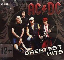 AC/DC Greatest Hits 2CD Digipak BOX 36trk Best Scott Young Johnson 2016 SEALED