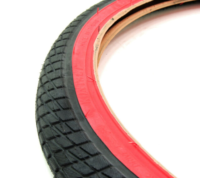 "1 or 2PAK Kenda K841 Kontact 20/""x 1.95/"" 2.25/"" BMX Bike Tires FreeStyle  Street"