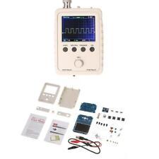 "200KHz Pocket Digital Oscilloscope Kit DIY Parts 2.4"" TFT Dispaly SMD Soldered"