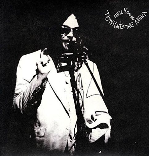 tonight 39 s the night lp by neil young vinyl sep 2016 reprise for sale online ebay. Black Bedroom Furniture Sets. Home Design Ideas