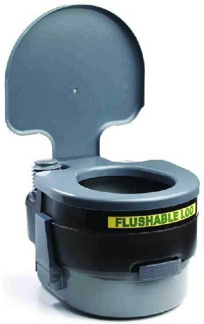 Reliance Flushable Loo 250 9874-13