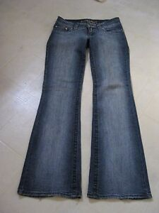 Hydraulic-Jeans-Med-Dark-Mixed-Wash-5-6-Great-Condition