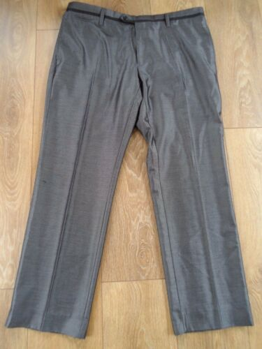 "NEXT BLACK MIX TROUSERS SIZE W36"" INSIDE LEG 29"""