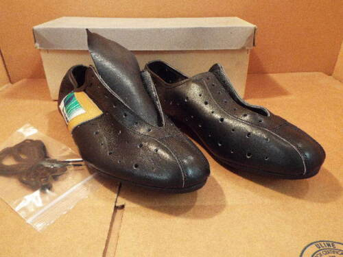 Belgian Made Leather Cycling Shoes New-Old-Stock Kendaroy Size 39 Euro