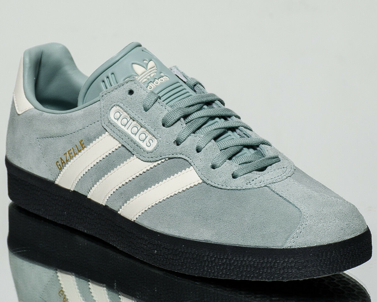Adidas Originals Gazelle Gazelle Gazelle Super men casual zapatillas NEW tactile verde CQ2796 96f216