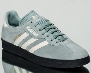 outlet store a1c98 35a3c Image is loading adidas-Originals-Gazelle-Super-men-casual-sneakers-NEW-