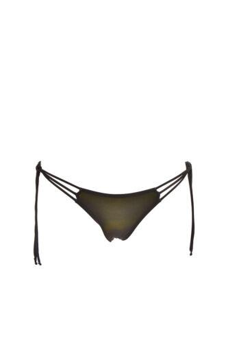 mujer bikini Provocateur con tamaño Rrp Bcf87 £ S Bikini Agent envuelto inferior parte de para 165 IqSWw0xpA