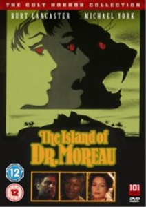 Nick-Cravat-Burt-Lancaster-Island-of-Dr-Moreau-UK-IMPORT-DVD-NEW