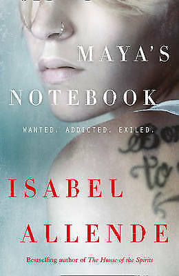 1 of 1 - Maya's Notebook by Isabel Allende - Large Paperback - 20% Bulk Book Discount