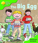 Oxford Reading Tree: Stage 2: First Phonics: The Big Egg by Roderick Hunt (Paperback, 2003)