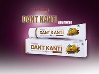 6x Patanjali Advanced Divya Dant Kanti Toothpaste Swami Ramdev 100g Pack Us Sell