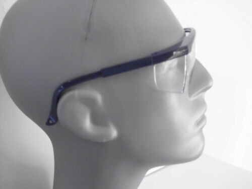 12 pièces Lunettes de protection-Lunettes de sécurité-laboratoire lunettes longueur réglable en166