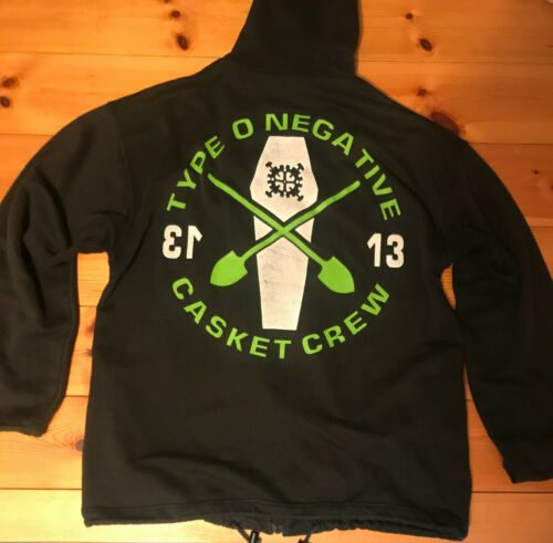 ⛔️ TYPE O NEGATIVE ⛔️ 1995 Brothers Hoody Shirt XL