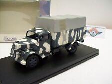 Opel Blitz Troop Carrier, Whermacht Russia 1943, Vitesse 1:43, OVP