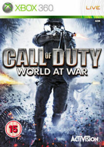 Call-of-Duty-World-at-war-Xbox-360-XBOX-ONE-450-venduti-1st-Class-consegna